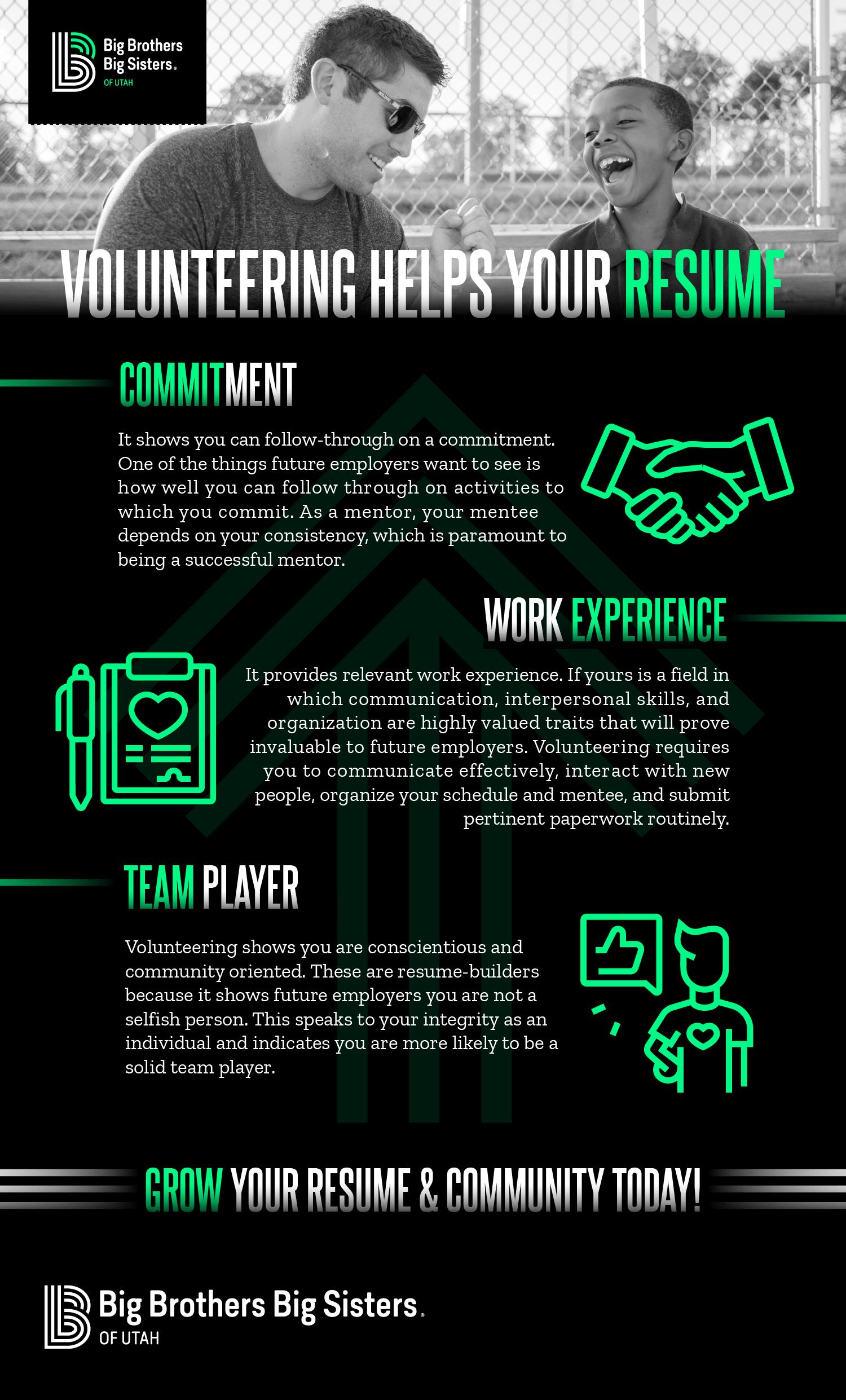 how to volunteer in Utah